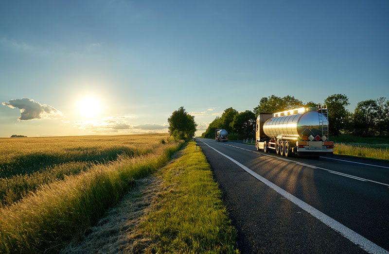 Interstate Chemical Company uses top quality safety protocol for all distribution processes.